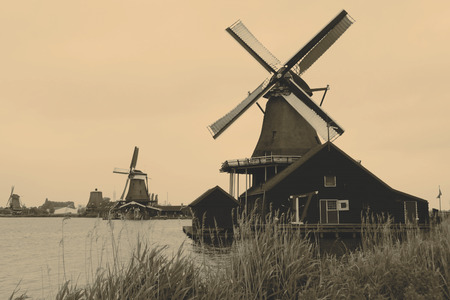 watermanagement: Windmill - Holland
