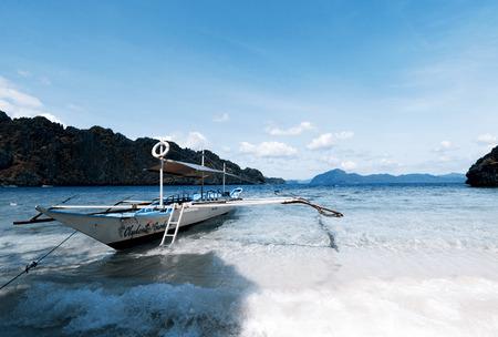el: Beach, El Nido, Palawan, Philippines