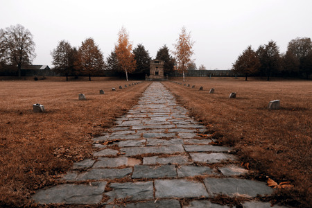 terezin: Terezin memorial in Czech Republic