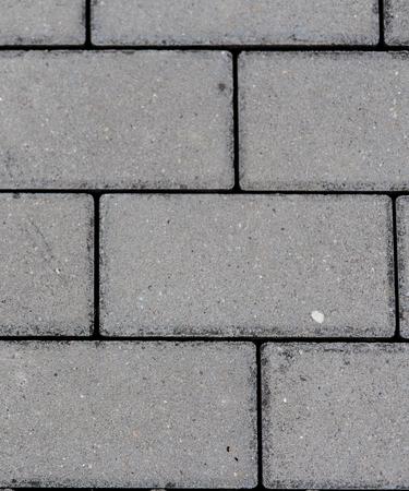 piso piedra: detalle de enclavamiento pavimento de hormig�n