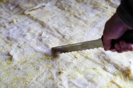 rockwool: Mineral wool THERMAL INSULATION - house thermal protection