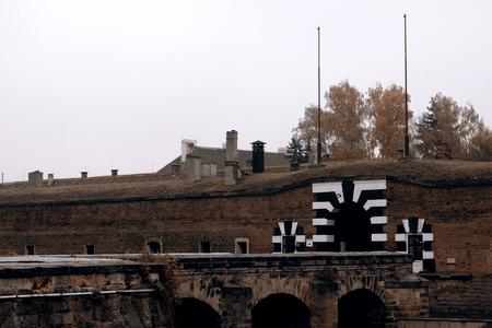 terezin: Terezin memorial in Czech Republic