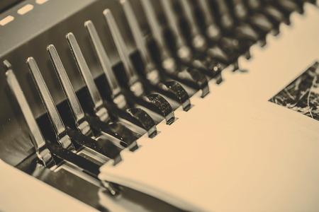 Manual boekbinden