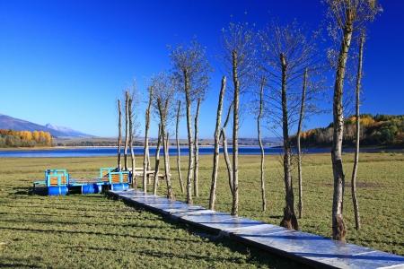 Liptovska Mara - water basin in region Liptov, Slovakia Stock Photo - 16268222