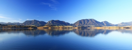Liptovska Mara - water basin in region Liptov, Slovakia Stock Photo - 17624661