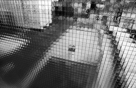 ruzomberok: Vista abstracta de balc�n Eslovaquia Ruzomberok Foto de archivo