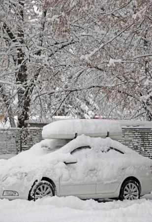ruzomberok: Calamidad Snow - Ruzomberok, Eslovaquia