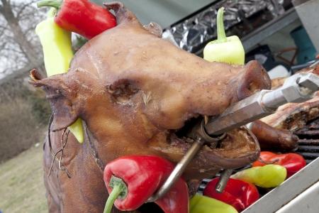 grunter: Baked pig