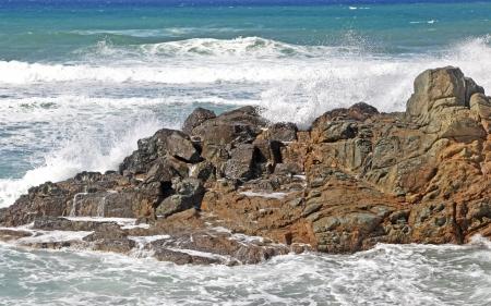 afflux: Stormy mer � Cr�te, Gr�ce