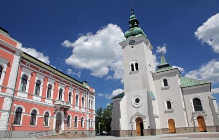 ruzomberok: Cat�lico romano en la ciudad de Ruzomberok - Eslovaquia