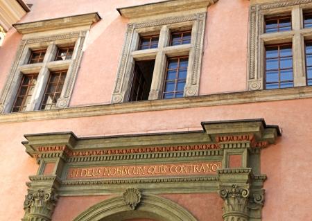 wawel: WAWEL royal castle in Cracow - Poland Editorial