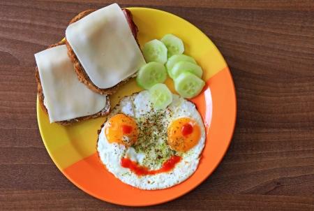 Merry breakfast