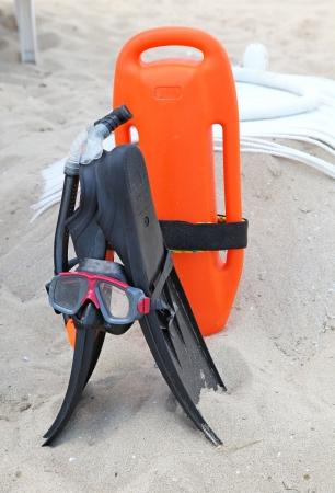 baywatch: Baywatch at Sunny beach, Bulgaria