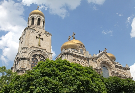 catholism: Dormition of the Mother of God Cathedral, Varna - Bulgaria