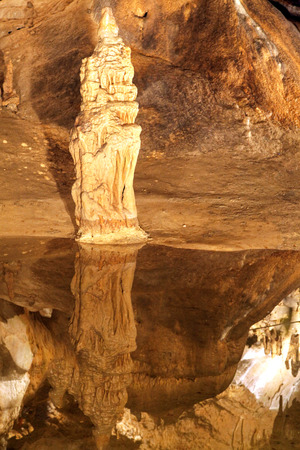 tarn: Beautiful interior of Belianska cave