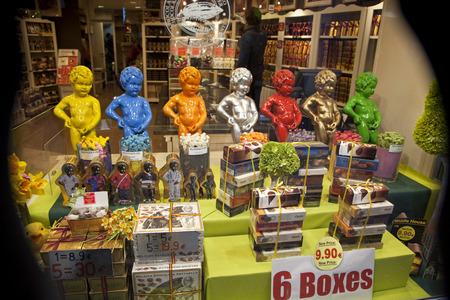 finest: Bruxelles mercato finissimo cioccolato (Belgio)