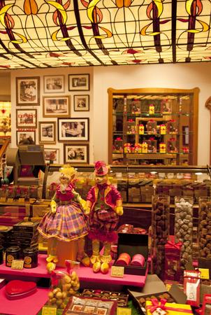 finest: Bruxelles miglior mercato del cioccolato (Belgio)