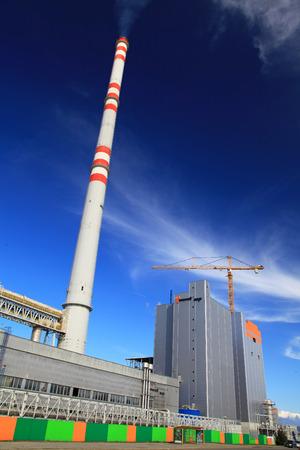 ruzomberok: F�brica de Mondi en la ciudad de Ruzomberok, Eslovaquia