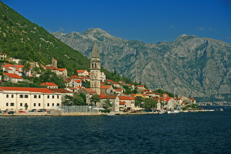 The Bay of Kotor - Boka Kotorska - Kamenari