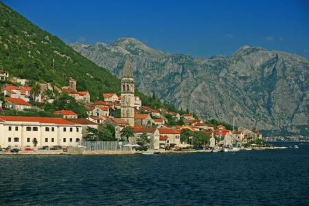 The Bay of Kotor - Boka Kotorska - Kamenari