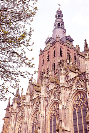 St. Johns Cathedral at s-Hertogenbosch - Netherlands