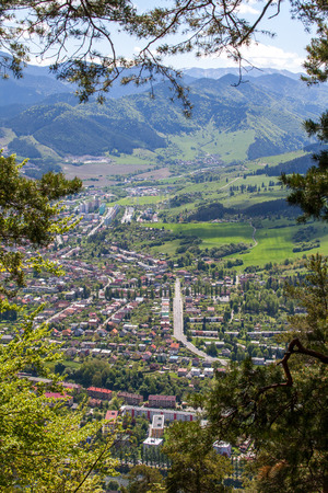 ruzomberok: Town Ruzomberok, Slovakia