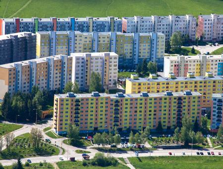 ruzomberok: Housing development at Ruzomberok, Slovakia Editorial