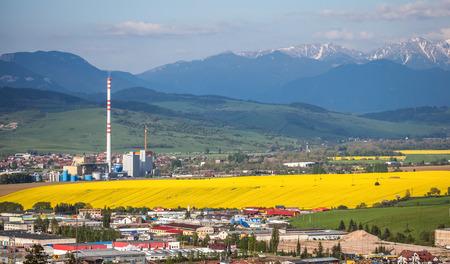 ruzomberok: Ciudad Ruzomberok, Eslovaquia