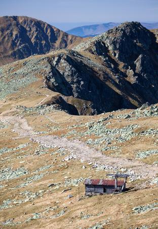 ropeway: Old ropeway at Low Tatras mountains, Slovakia