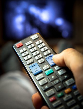 switching: Switching TV channels