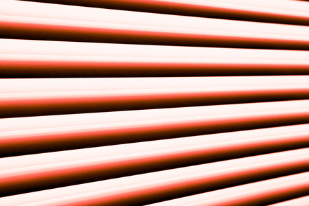 blinds: Black and white blinds Stock Photo