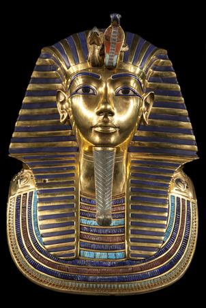 Tutankhamun's mask