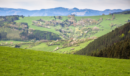 slovakia: Region Liptov at SLovakia