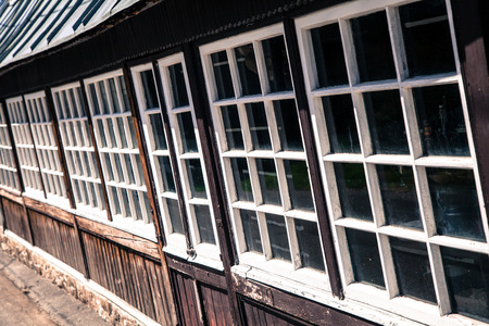 slovakia: Wooden cotage at Slovakia