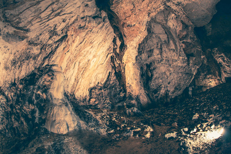 slovakia: Demanovska ice cave at Slovakia