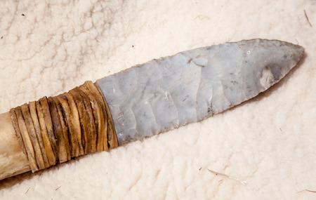 Prehistoric dagger