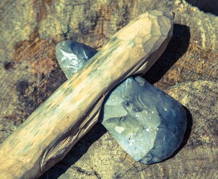 Historical axe