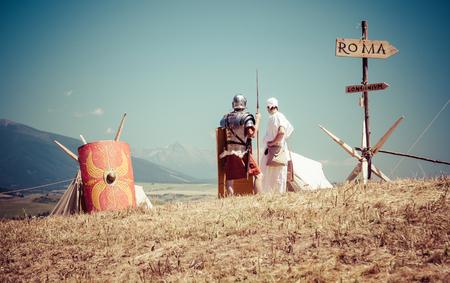 Romeinse wachten
