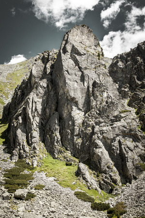 tatras: Hill at High Tatras at Slovakia
