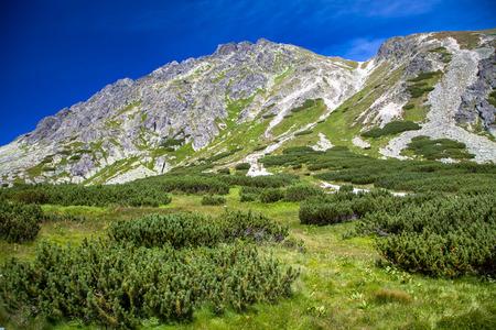 tatras: Hill - Predne Solisko - in High Tatras, Slovakia Stock Photo