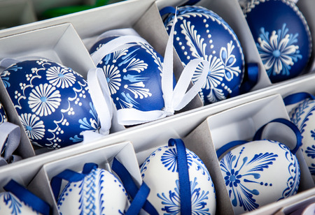 Easter eggs Stock Photo - 44485153