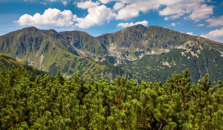 tatry: Low Tatras mountains, Slovakia