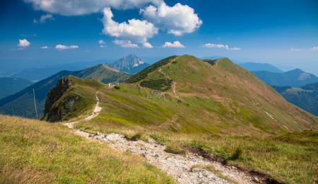 mala fatra: Range Mala Fatra in Slovakia