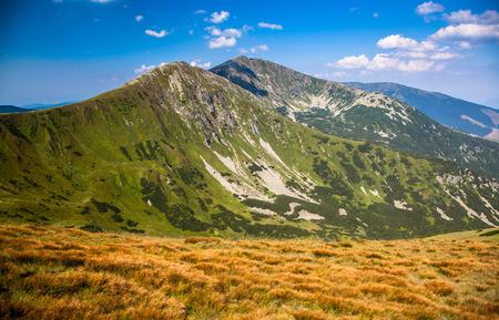 tatras tatry: Low Tatras mountains, Slovakia