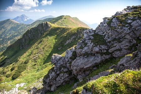 mala fatra: Range Mala Fatra, Slovakia