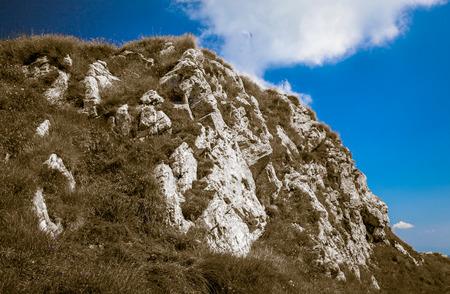 hill range: Hill - Chleb - in range Mala Fatra, Slovakia