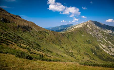 tatras: Low Tatras mountains at Slovakia