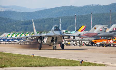 fulcrum: Mig-29 Fulcrum