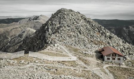 tatras: Hill Chopok in Low Tatras mountains, Slovakia