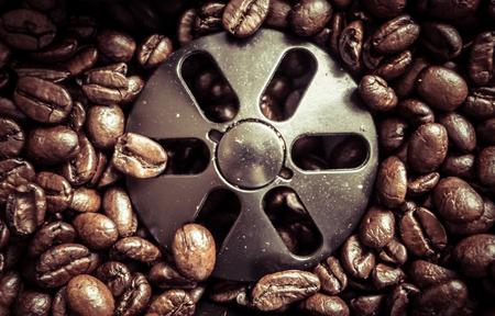 caffeine: Coffee bean - caffeine